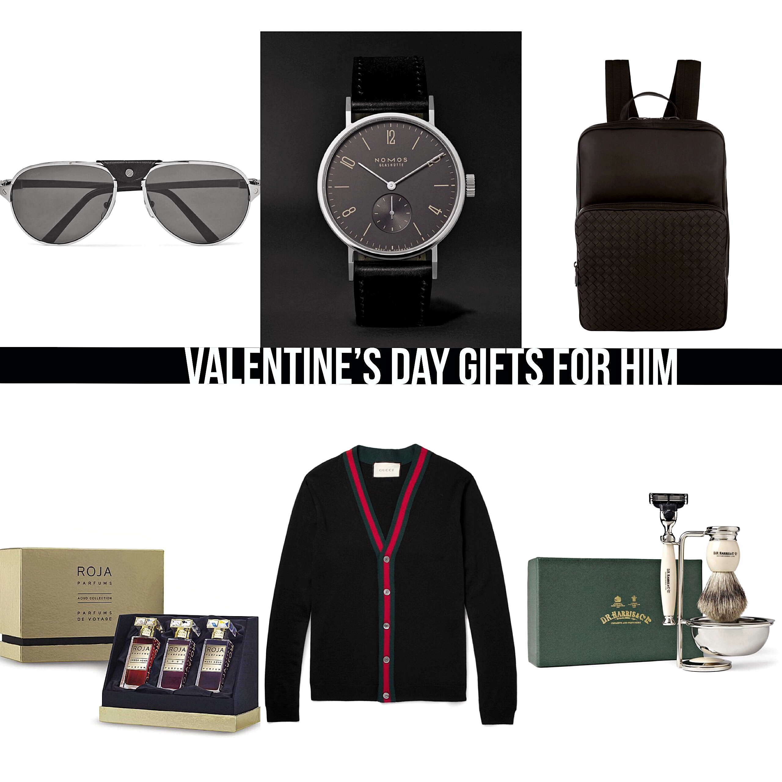 WHAT TO BUY HIM FOR VALENTINES!