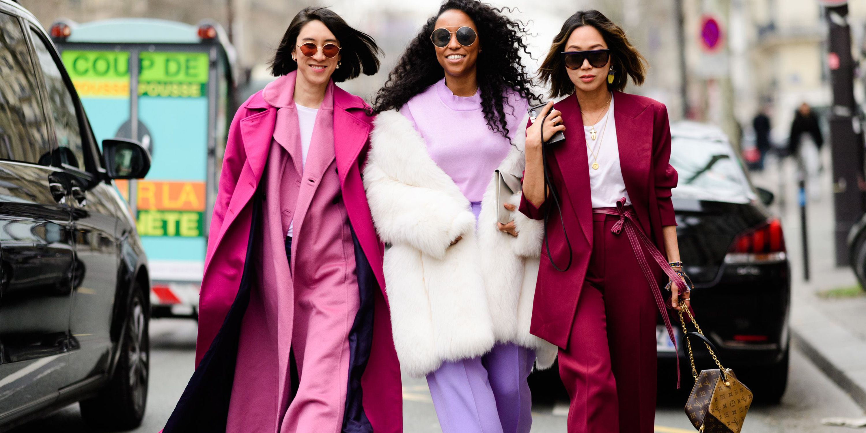 STREET STYLE LESSONS FROM THE A/W 2018 SHOWS!