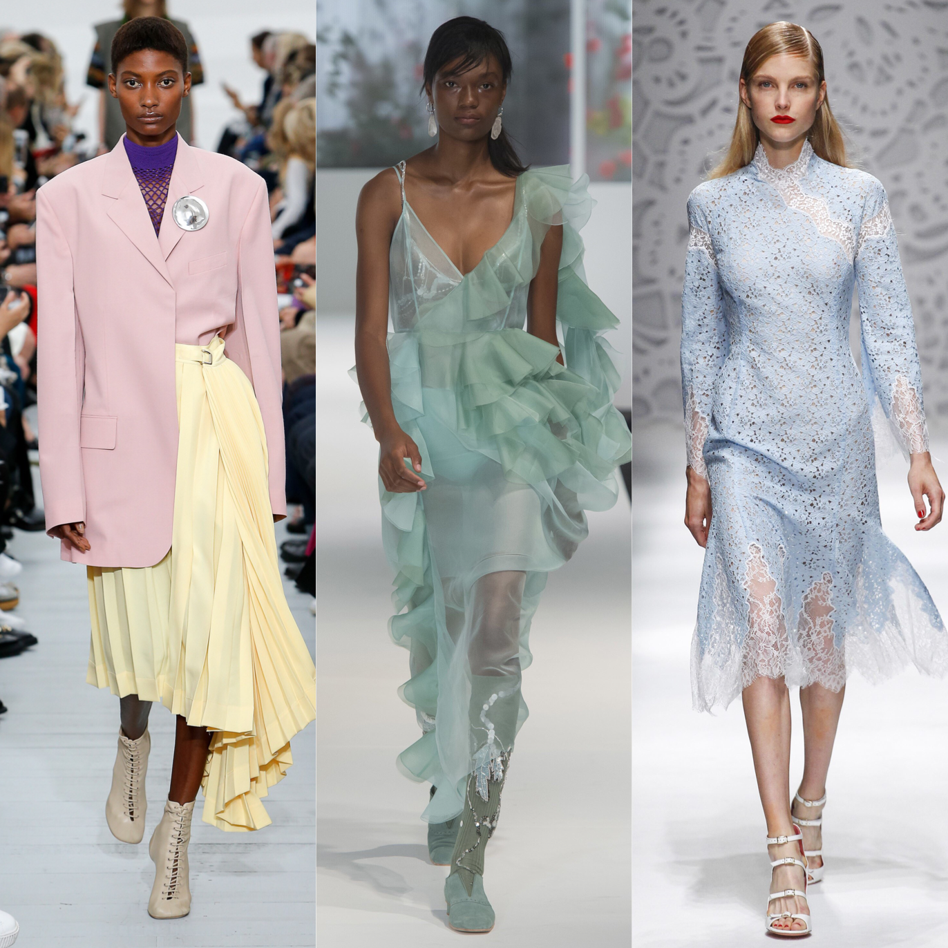 HOW TO WEAR PASTELS THIS SEASON