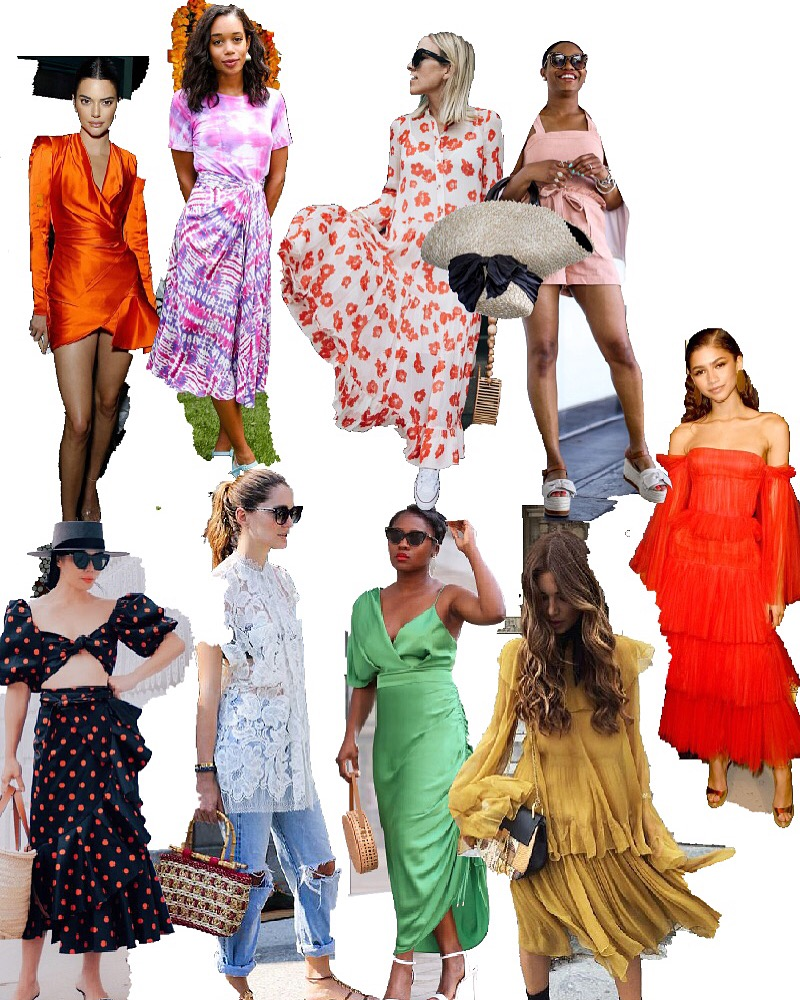 SUMMER WORTHY APPROVED LOOKS FOR THE NEW SEASON