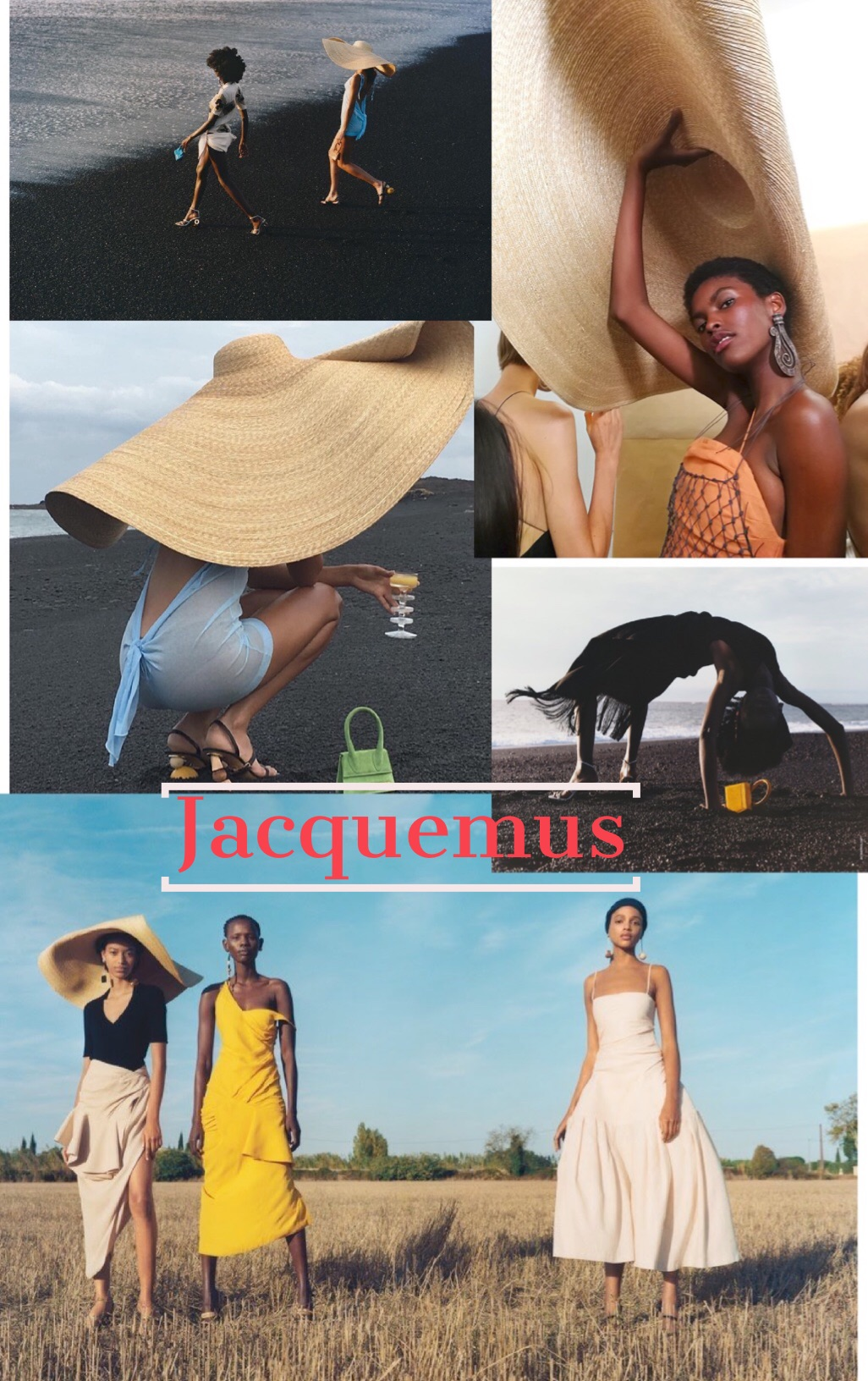 A VERY JACQUEMUS SUMMER
