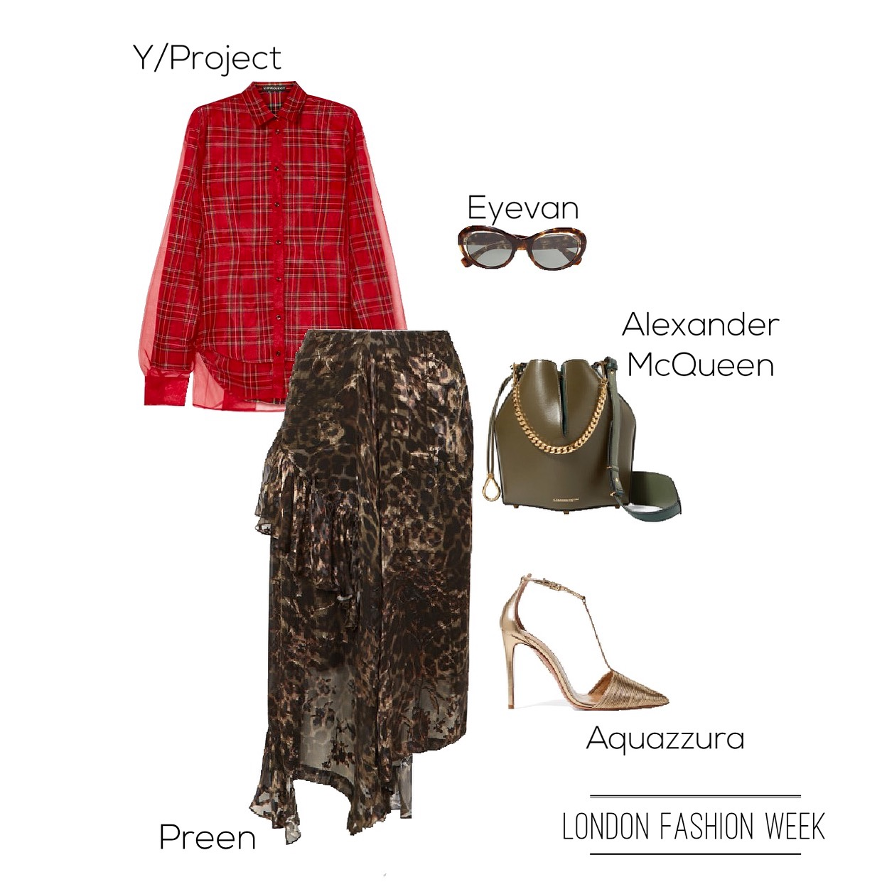 LONDON FASHION WEEK STYLE INSPIRATION!