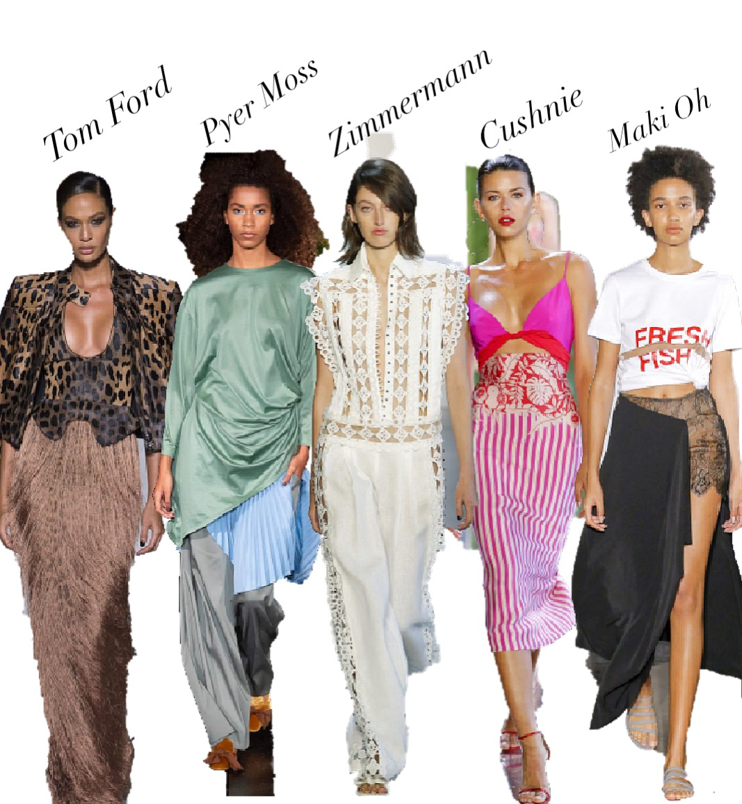 SPRING/SUMMER 19 NEW YORK FASHION WEEK FAVOURITES!