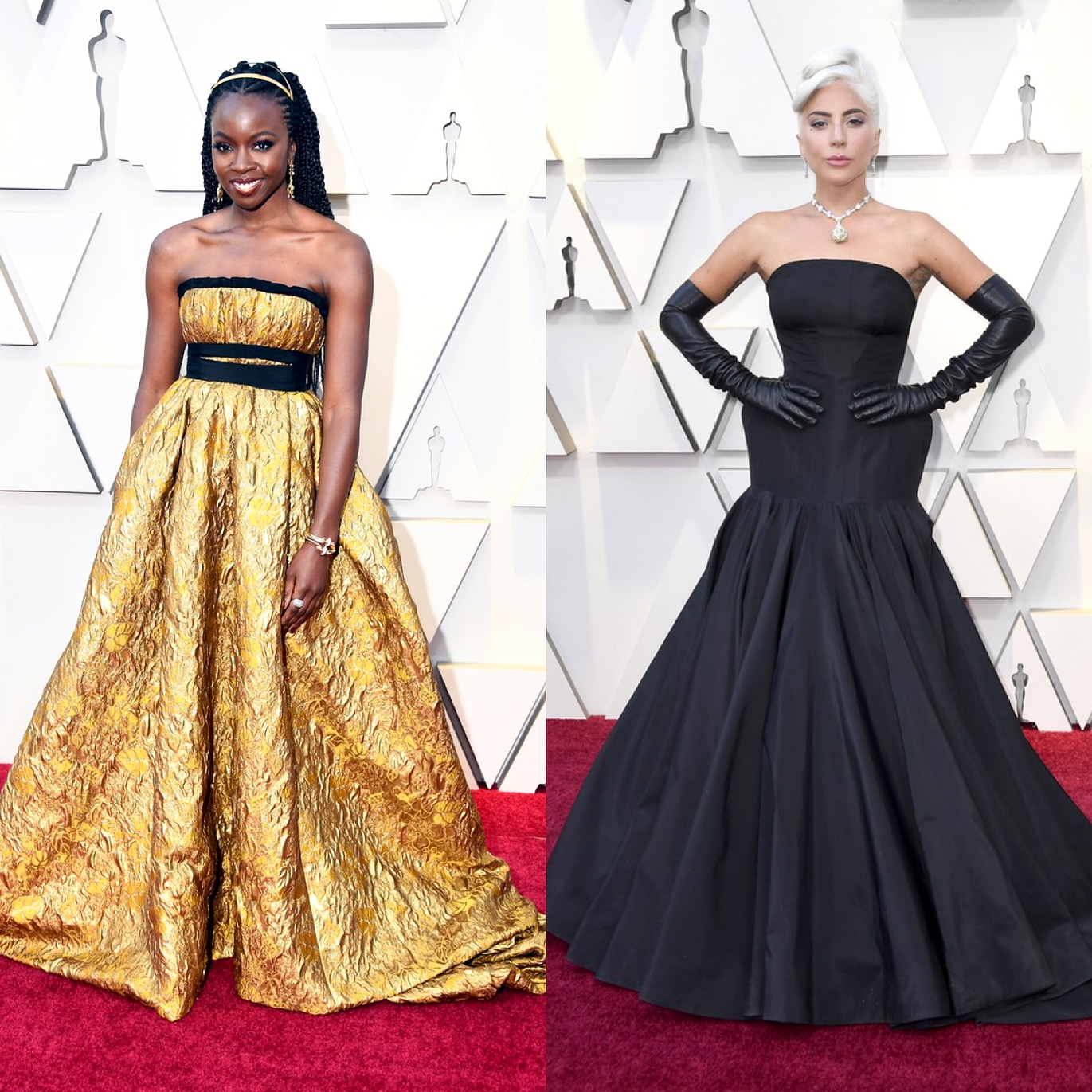 BEST LOOKS AT THE 2019 OSCARS