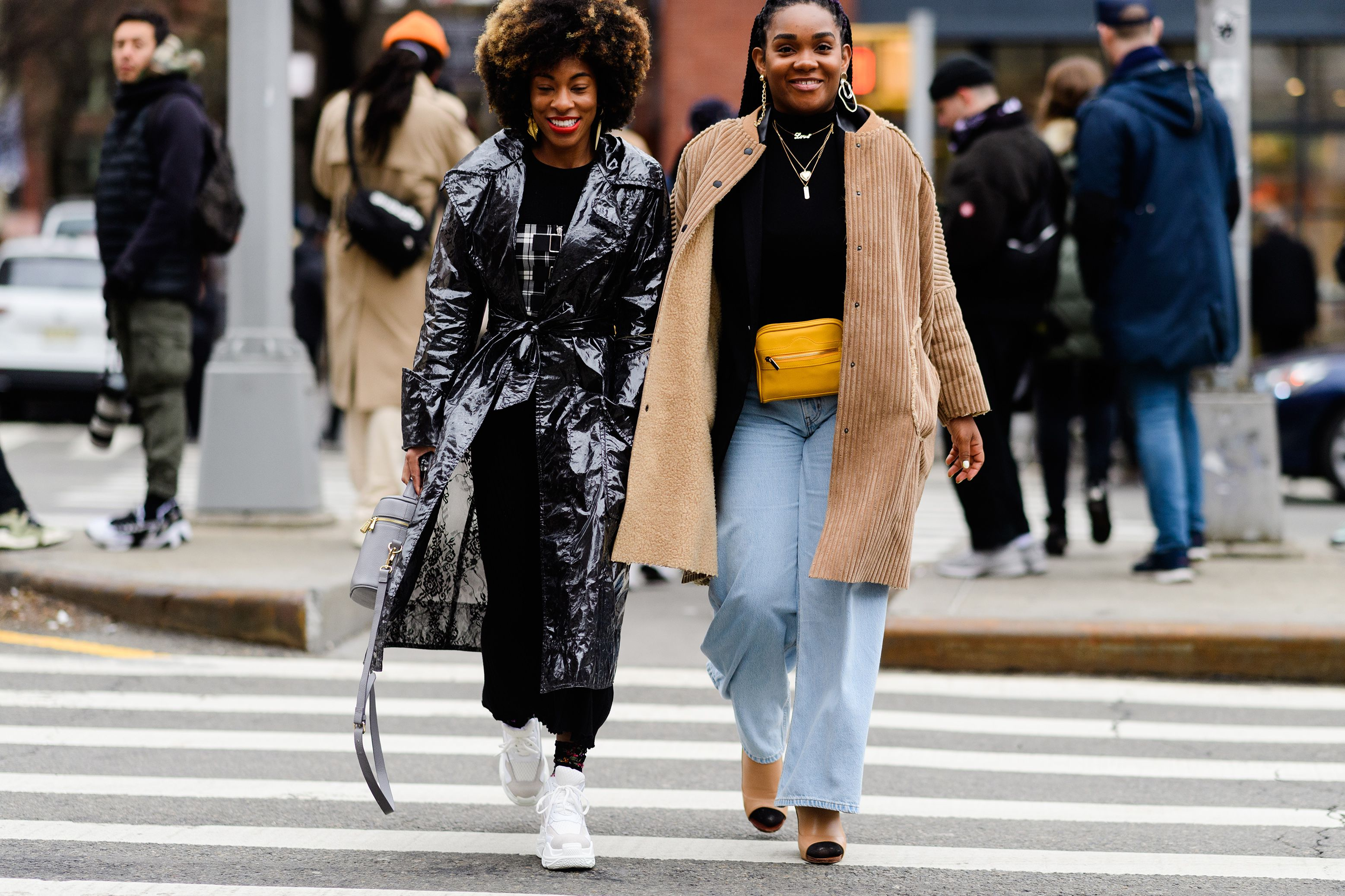 STREET STYLE LESSONS FROM THE A/W 2019 SHOWS!