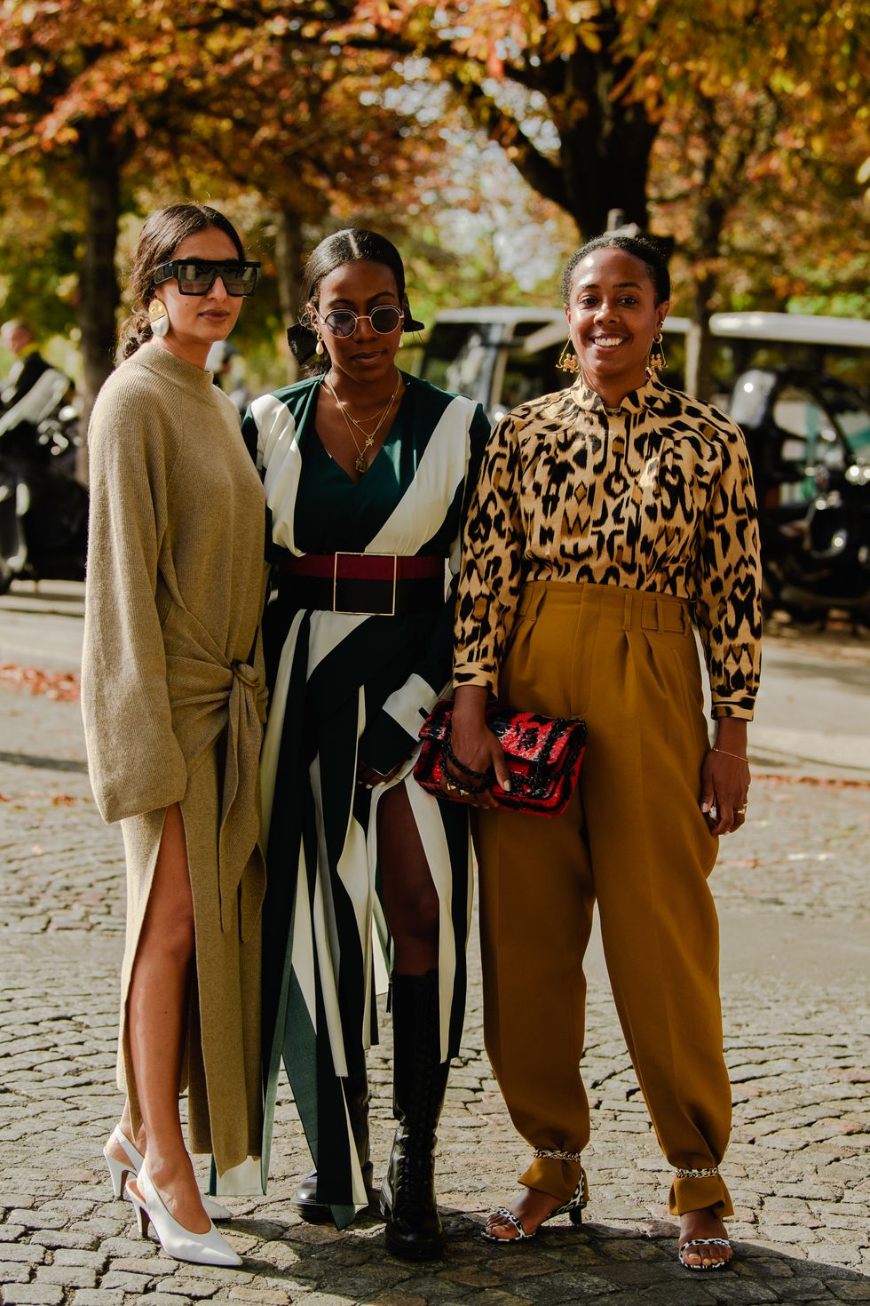 STREET STYLE IDEAS FROM THE SPRING/SUMMER '20 SHOWS