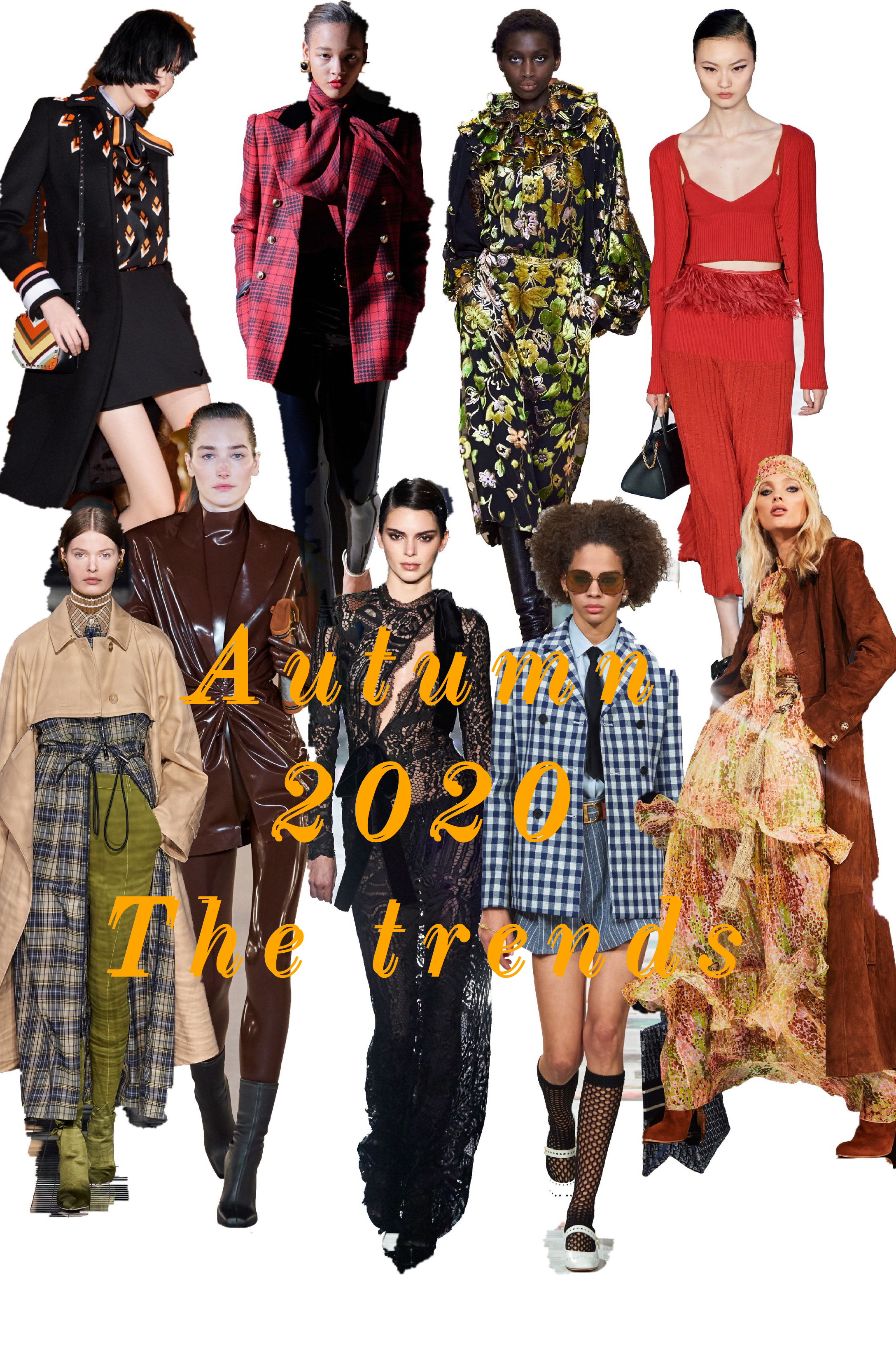 STYLE YOUR AUTUMN '20 WARDROBE  WITH THESE KEY TRENDS