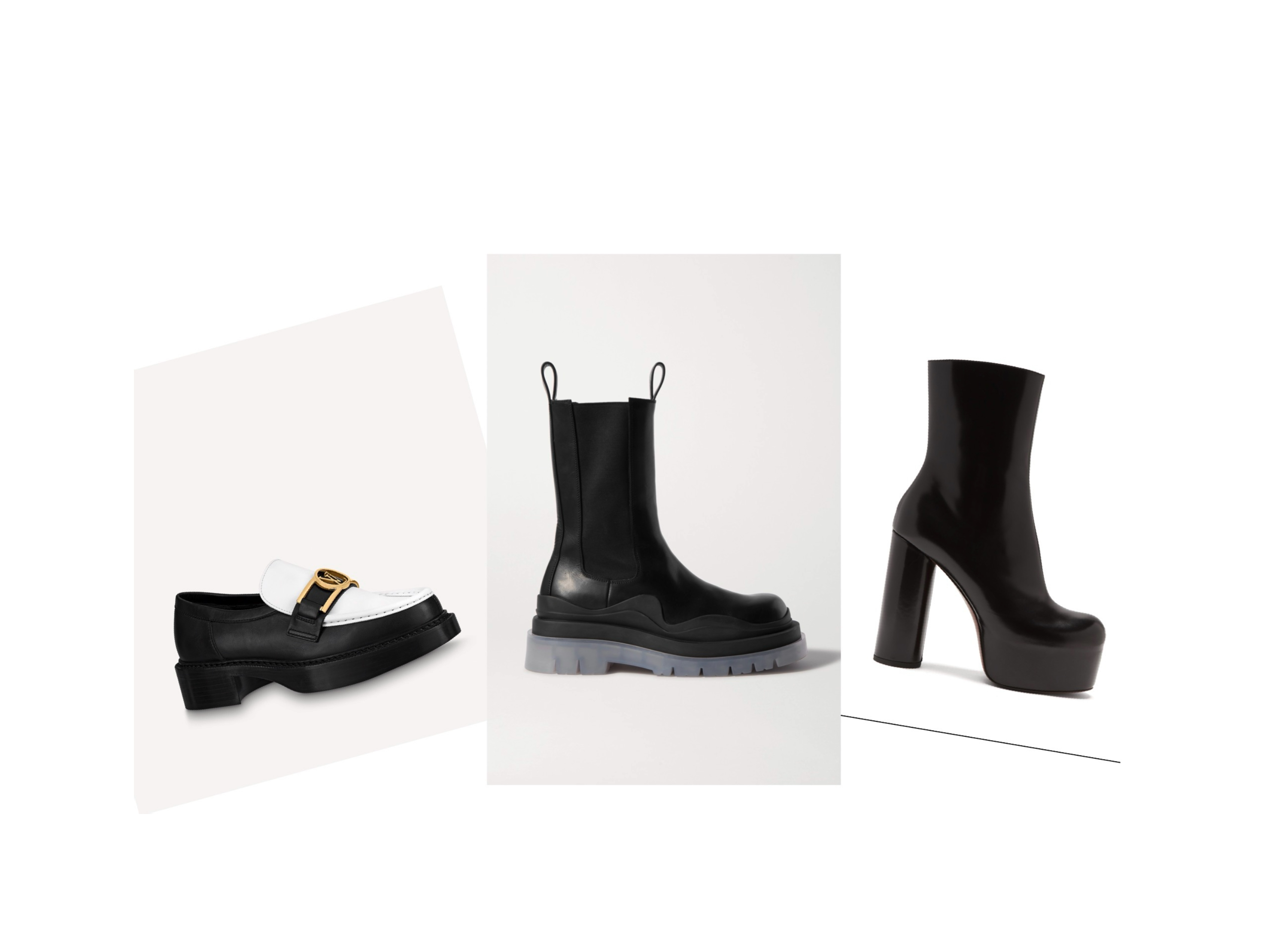 THESE CHUNKY SHOES ARE A MUST HAVE FOR FALL/WINTER '20